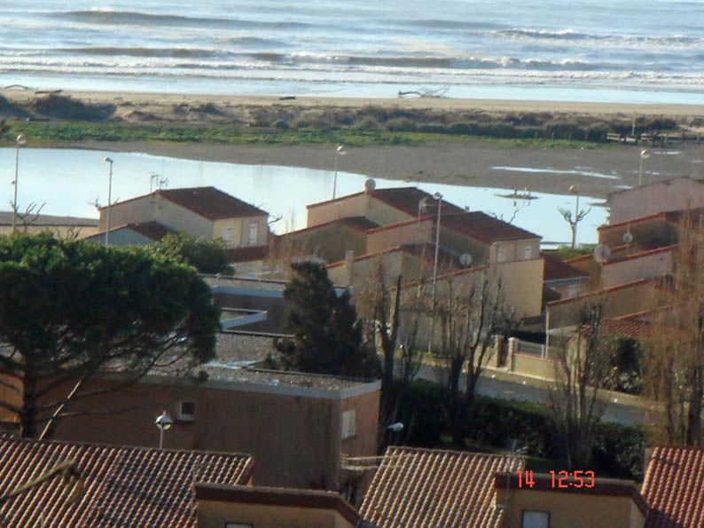Vista do terraço Locação Apartamentos 76471 Saint Pierre la Mer
