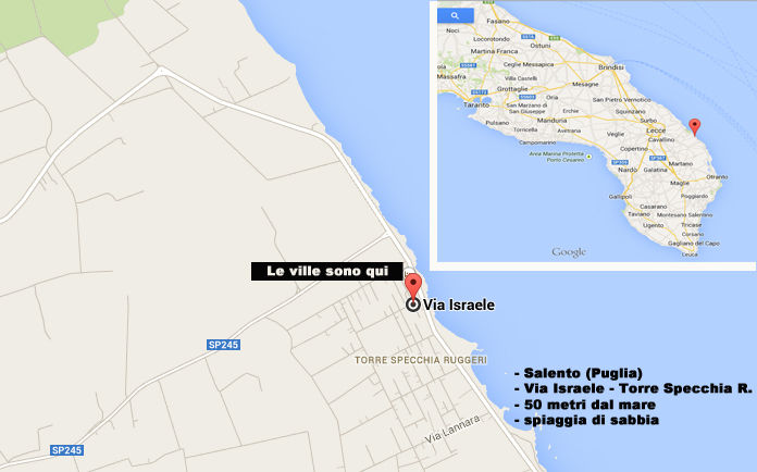 Locação Vivenda 78071 San Foca