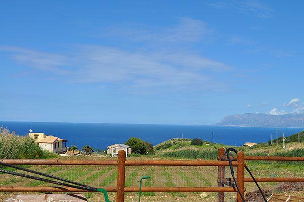 Vista dos arredores Locação Vivenda 66027 Scopello