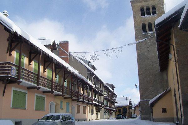 Vista exterior do alojamento Locação Casa 16964 Montgenevre