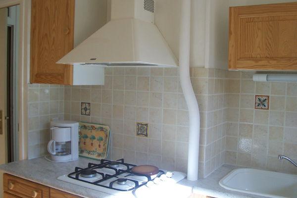 Cozinha independente Locação Casa 16964 Montgenevre
