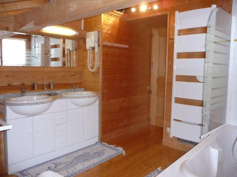 casa de banho 1 Locação Chalé 2379 Praz de Lys Sommand