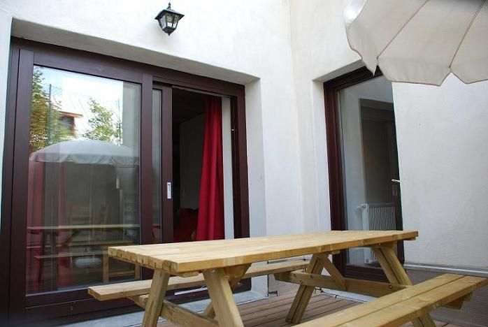 Terraço Locação Apartamentos 27146 Valloire