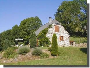 Vista exterior do alojamento Loca��o Casa de turismo rural/Casa de campo 27762 Val d'Azun