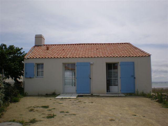 Vista exterior do alojamento Locação Casa 27889 La Guérinière