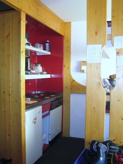 Cozinha americana Locação Apartamentos 28016 Les Arcs