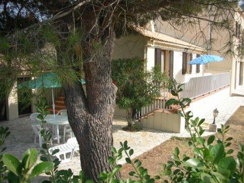 Vista exterior do alojamento Locação Vivenda 28209 Calvi
