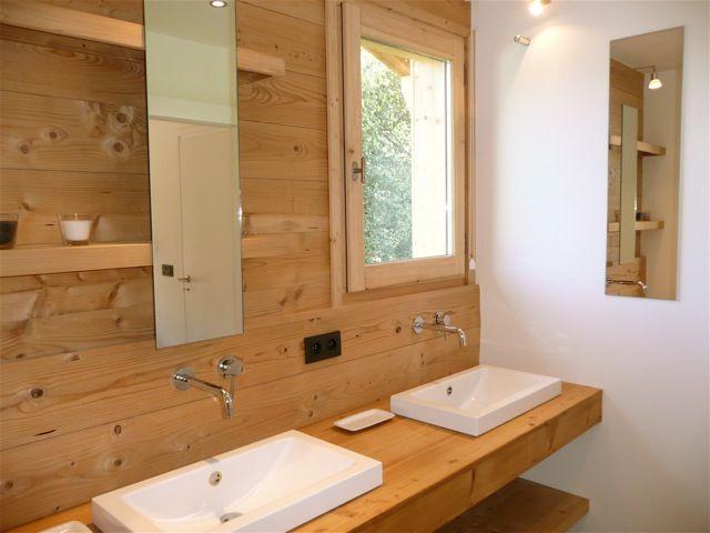 casa de banho 1 Locação Chalé 32551 Les Contamines Montjoie