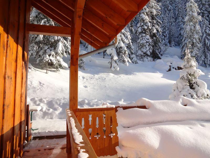 Jardim Locação Chalé 3290 Valfréjus