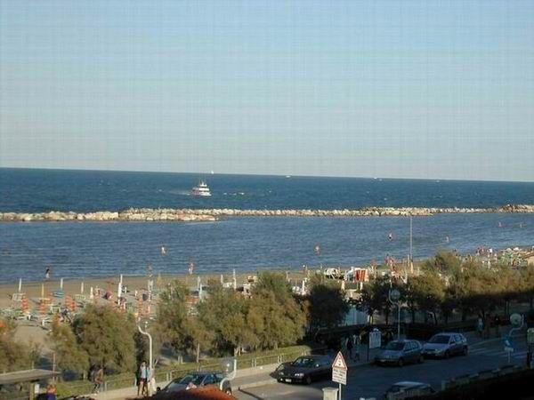 Vista desde do alojamento Locação Apartamentos 40527 Rimini