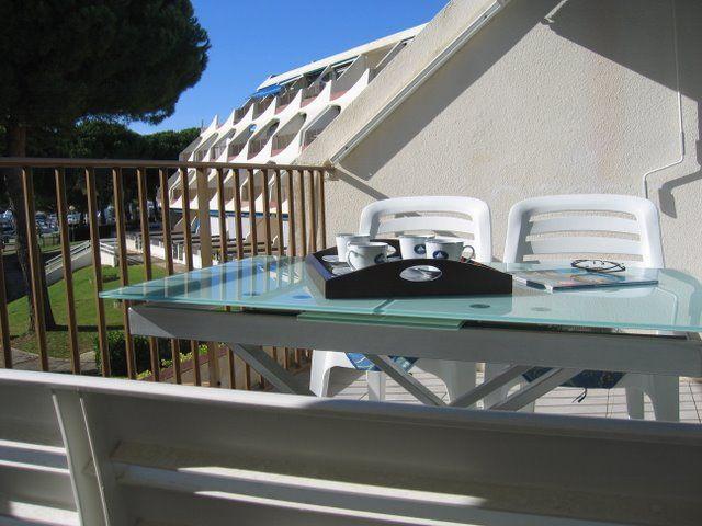 Terraço Locação Apartamentos 40807 Port Camargue