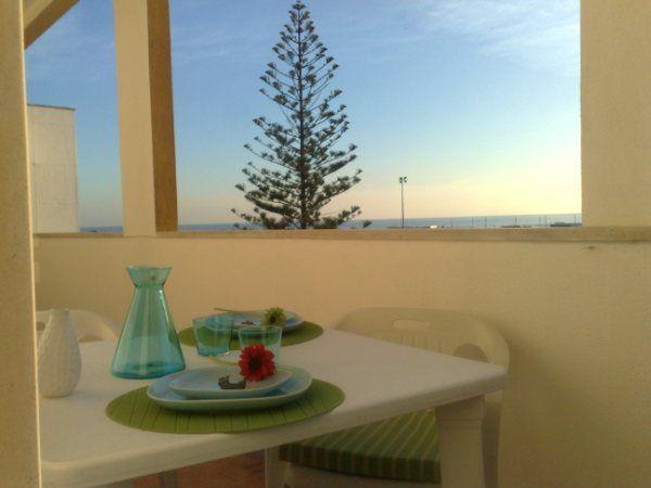 vista da varanda Locação Apartamentos 52423 Costa da Caparica