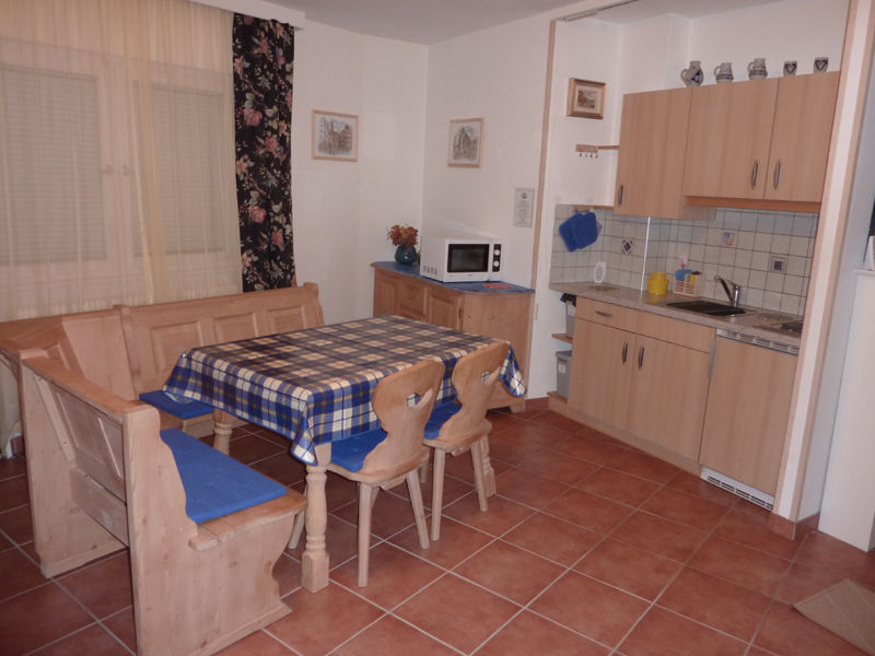 Sala de jantar Loca��o Est�dio 54344 Seefeld