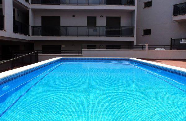 Piscina Locação Apartamentos 55620 L'ampolla