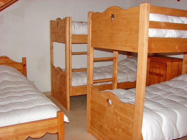 quarto 2 Locação Chalé 57805 Montgenevre