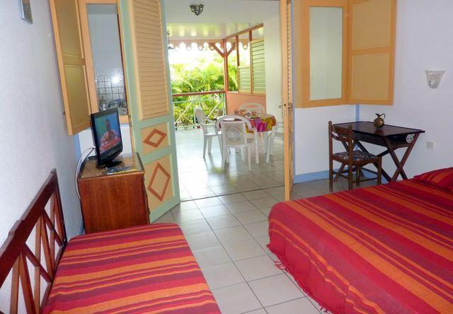quarto Loca��o Est�dio 61497 Sainte Anne (Martinique)