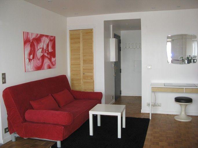 Sala de estar Locação Estúdio 63317 PARIS