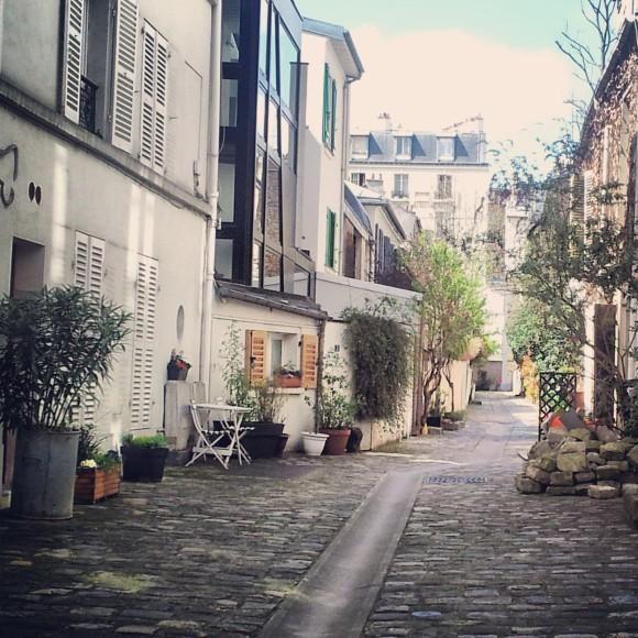 Vista dos arredores Locação Estúdio 63317 PARIS