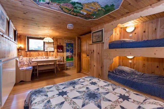 quarto 3 Locação Apartamentos 647 Chamonix Mont-Blanc