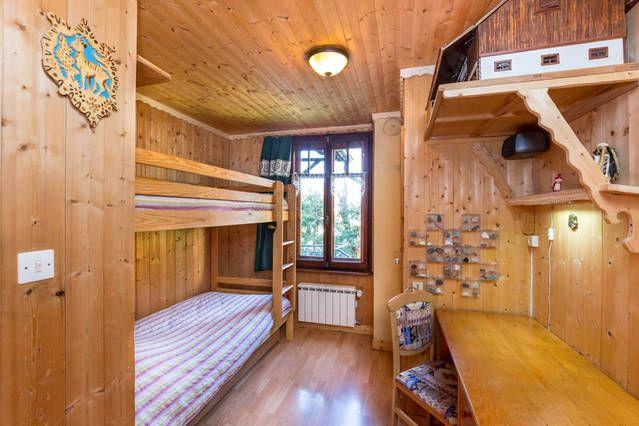 quarto 2 Locação Apartamentos 647 Chamonix Mont-Blanc
