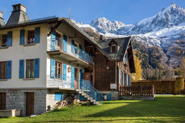 Vista exterior do alojamento Locação Apartamentos 647 Chamonix Mont-Blanc