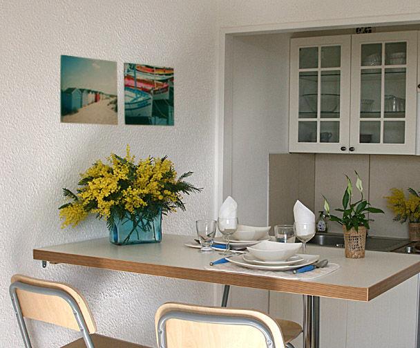 Canto cozinha Locação Estúdio 8501 Saint Raphael