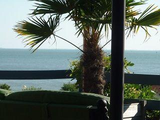Vista desde do alojamento Locação Vivenda 9477 Pornic