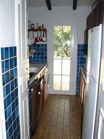 Cozinha independente Locação Casa 93909 Saint Tropez