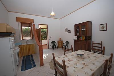 Sala de estar Locação Apartamentos 81883 San Vito lo Capo