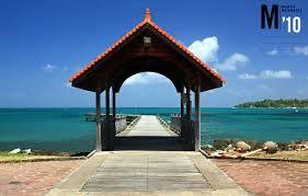 Vista dos arredores Locação Vivenda 91967 Trinité