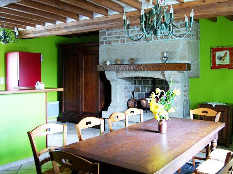 Sala de jantar Locação Casa de turismo rural/Casa de campo 66490 Vire
