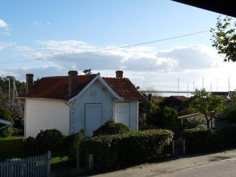 Vista desde do alojamento Locação Casa de turismo rural/Casa de campo 80951 Andernos les Bains