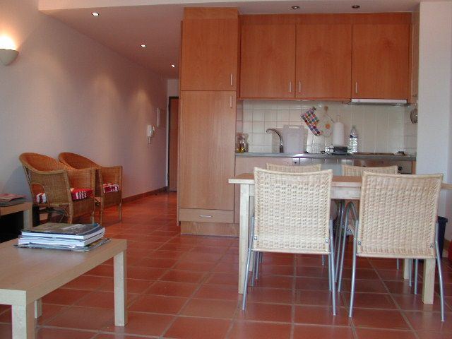 Cozinha americana Locação Apartamentos 95155 Lagos