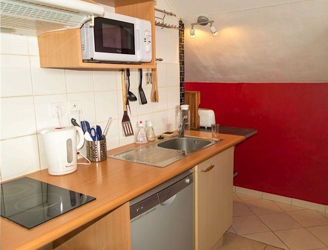 Cozinha americana Locação Apartamentos 85760 Saint Leu