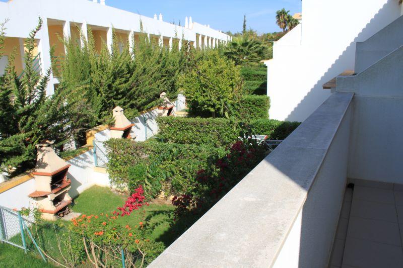 Vista do terraço Locação Vivenda 106497 Albufeira