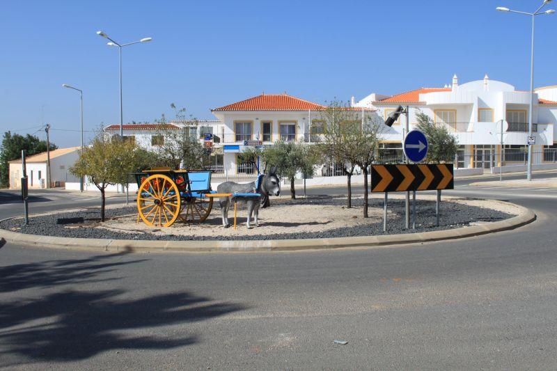 Vista dos arredores Locação Vivenda 106497 Albufeira