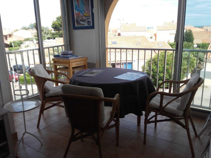 Sala de jantar Locação Apartamentos 107075 Narbonne praia