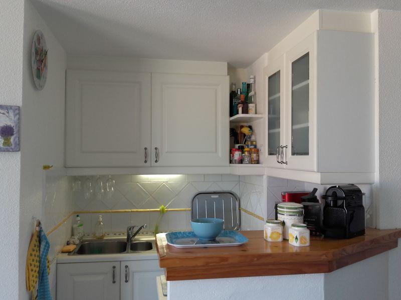 Cozinha americana Locação Apartamentos 107075 Narbonne praia