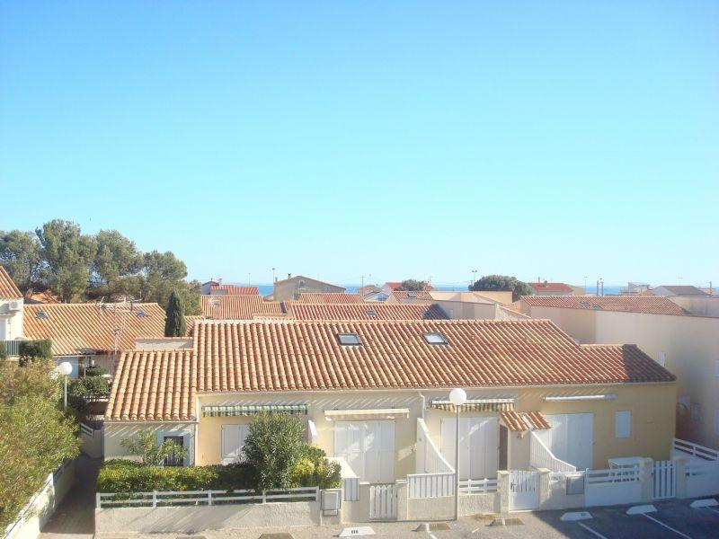vista da varanda Locação Apartamentos 107075 Narbonne praia