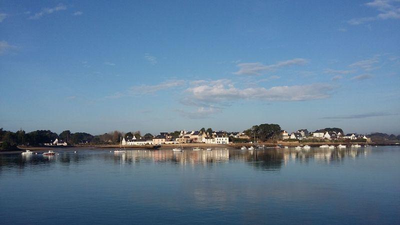 Vista dos arredores Locação Casa 113026 Etel/Ria d'Etel