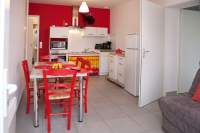 Sala de jantar Locação Casa 113293 Les  Sables d'Olonne