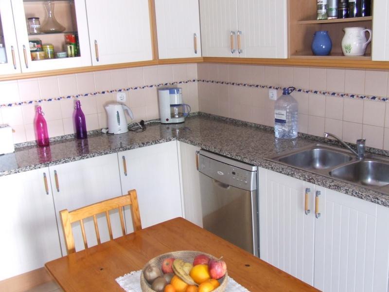 Canto cozinha Locação Casa 65298 Portimão