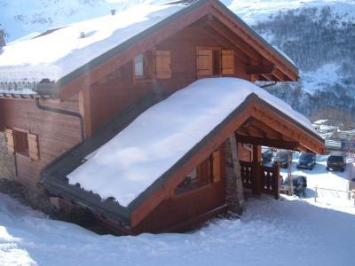 Vista exterior do alojamento Loca��o Chal� 73309 Les Menuires