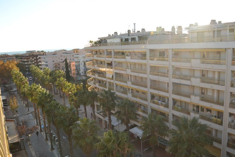 Vista do terraço Locação Apartamentos 75522 Salou