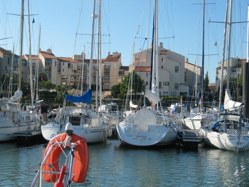 Vista dos arredores Locação Apartamentos 77124 La Rochelle