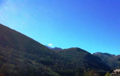 Vista desde do alojamento Loca��o Casa 78046 Luchon Superbagneres