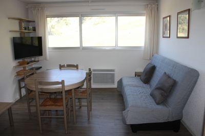 Sala de estar Loca��o Apartamentos 91169 La Mongie