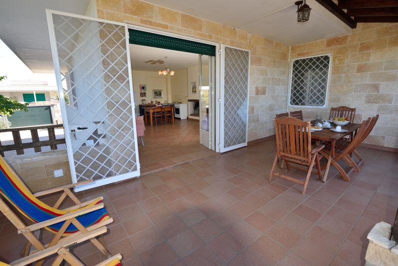 Terraço 1 Locação Vivenda 93054 Gallipoli