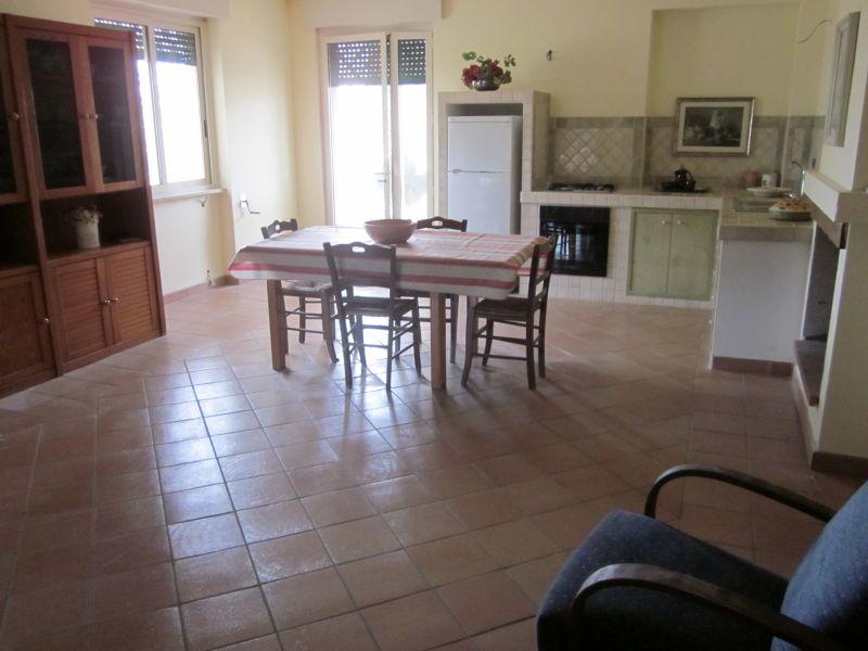 Sala de estar 1 Locação Vivenda 93054 Gallipoli