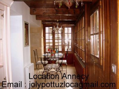 Loca��o Casa de turismo rural/Casa de campo 94014 Annecy